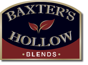 Baxter's Hollow Blends Logo