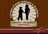Support Children's Hospitals